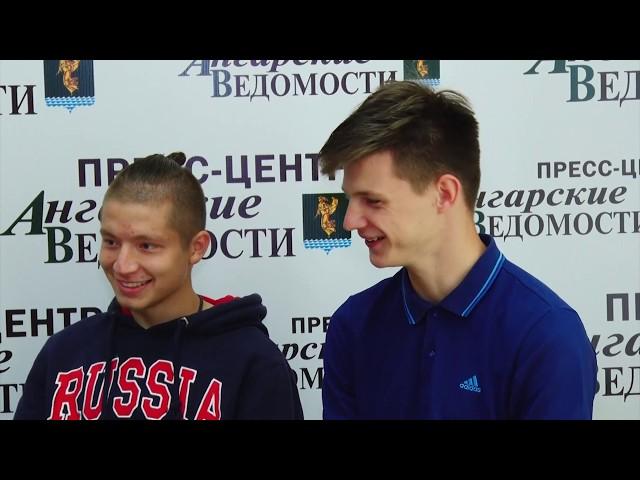 Ангарские футболисты готовятся к Первенству России