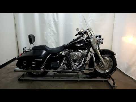 2004 Harley-Davidson FLHR/FLHRI Road King® in Eden Prairie, Minnesota - Video 1