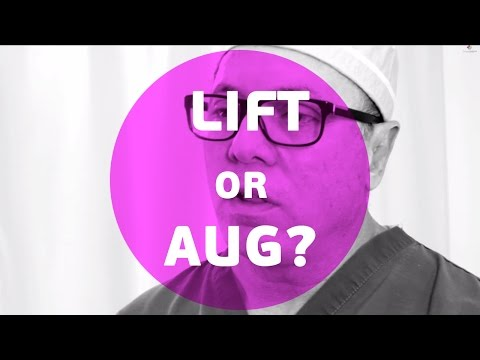 When do you know if you need a lift or a augmentation?