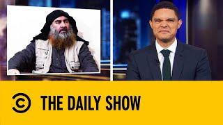 Kurdish Informant Stole ISIS Leader's Underwear | The Daily Show With Trevor Noah