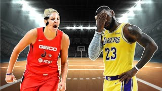 WNBA Players are BETTER than NBA Players