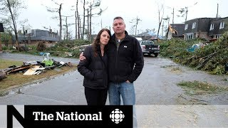 Ontario tornado victims reflect on life-changing disaster