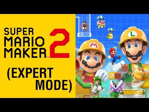 Super Mario Maker 2 (Expert Mode)