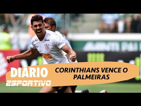 Diário Esportivo no ar com mais uma rodada do Campeonato Paulista.