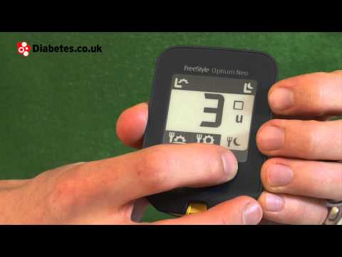 FreeStyle Optium Neo blood glucose meter review