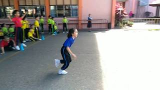 Slow Motion PJ 1 Hijau SJKC Yuk Yin Keningau 2017