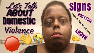 Domestic Violence | Ways to get out| Signs & tips to free yourself