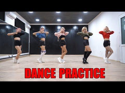 Love iz ''OA'' | Dance Practice видео