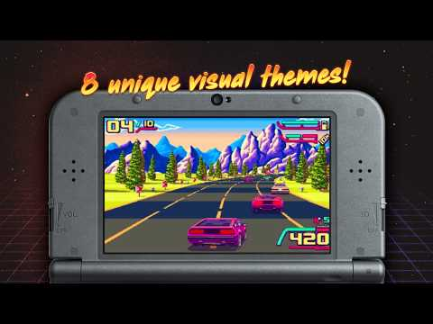 80's OVERDRIVE 3ds - eShop - Launch Trailer - Nintendo of America region thumbnail