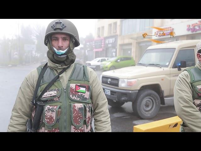 الجيش يبدأ بإغلاق العاصمة عمان وجميع محافظات الأردن من كافة المنافذ