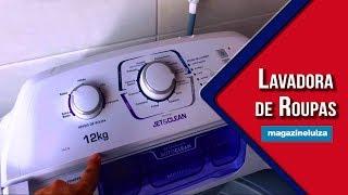 Lavadora de Roupas Electrolux LAC12 - 12Kg