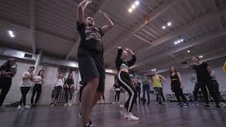 GESAFFELSTEIN Ft WEEKND   LOST IN THE FIRE | DANCEHALL INTENSIVE | ANDREY BOYKO