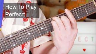 'Perfect' Fairground Attraction Guitar Lesson