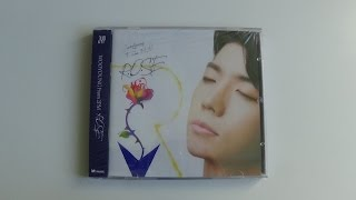 Unboxing Jang Wooyoung 장우영 1st Japanese Single Album R.O.S.E (Korean Edition)