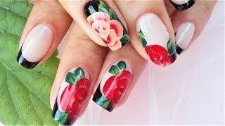 Descargar Mp3 De Decoracion De Unas Rosas En Pinceladas Gratis
