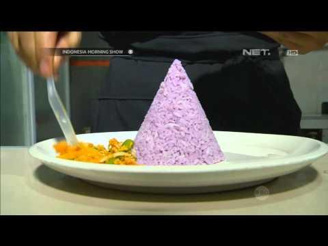 Video Nasi uduk ungu Sukabumi - IMS