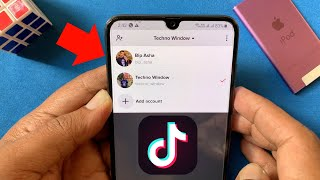 How to Add Multiple Accounts in TikTok