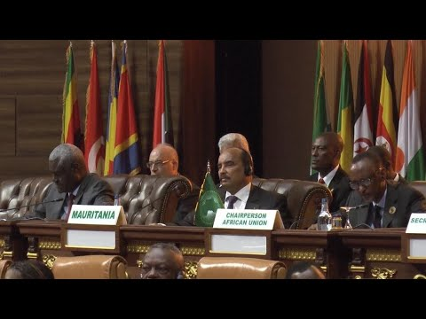 AU summit: African leaders talk security, corruption and trade deals