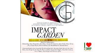 Global Fashion Exchange – Impact Garden at Madison Square Garden