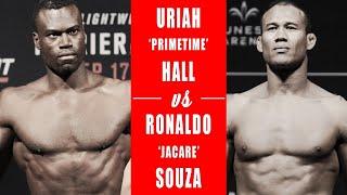 EA Sports UFC 3 Роналду Соуза - Юрая Холл