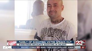 Two men shot in Delano two days apart