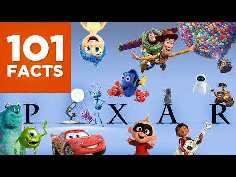 101 Facts About Pixar
