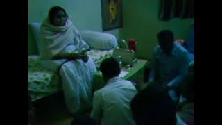 Shri Mataji at sugar factory reception after program thumbnail