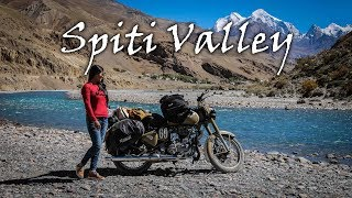 Ride to Spiti Valley - 10 days adventurous trip