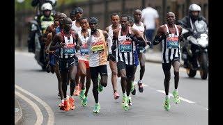 London Marathon 2019-Full Race (English Commentary)