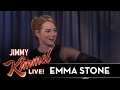 Download Video Emma Stone Is Not Ready For The Oscars