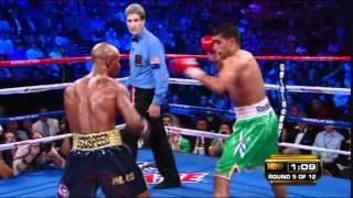 HBO Boxing: Amir Khan v Zab Judah KO