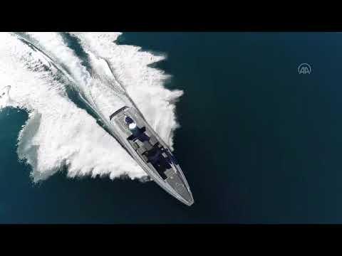 Turska - prvo bespilotno borbeno plovilo