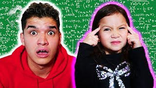 KID ANSWERS LIFE QUESTIONS! *Who Should I Marry?*