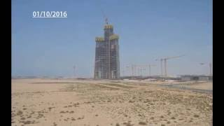 The Kingdom Tower | October Update | Second half of 2016