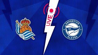FULL MATCH |  Real Sociedad 3-1 Deportivo Alavés | Pretemporada 21/22
