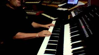 """Thank You"", Johnny Reid cover on piano."