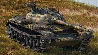 World of Tanks T-54 - 10 Kills 8,7K Damage