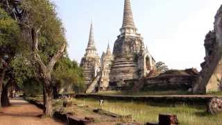 preview picture of video 'Ayutthaya trip'