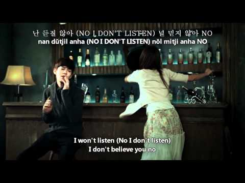 Se7en - I'm Going Crazy [Hangul + Romanization + Eng Sub] MV