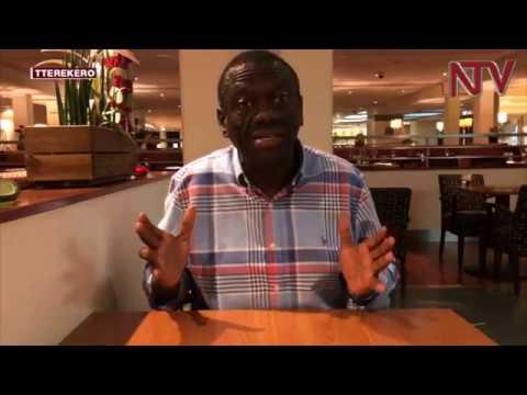 OKUGAANA OKWEYIMIRWA: Besigye ayanukudde Museveni