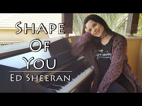 Ed Sheeran - Shape Of You | Piano Cover By Yuval Salomon