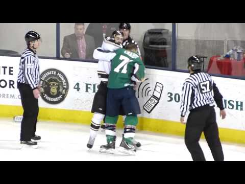 Jean-Philip Chabot vs. Mitch McColm