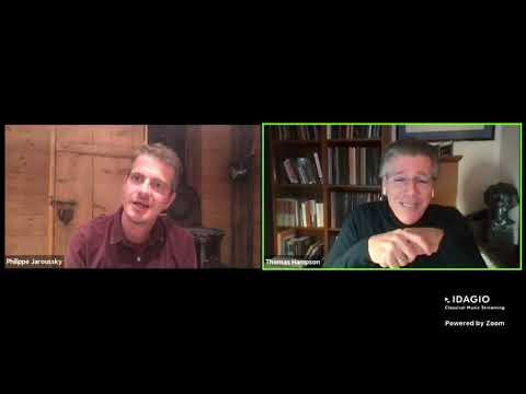 Thursdays with Thomas: Philippe Jaroussky