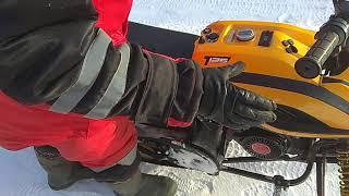 Гусеница для снегохода Dingo 125 43 шага