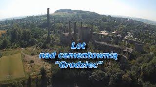 preview picture of video 'Będzin, cementownia ''Grodziec'''