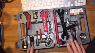 Ersteindruck: Bike Hand Fahrrad Werkzeugkofer - Alles in Einen
