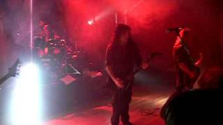 Kreator - Terrible Certainty - Extreme Aggression live 3 March 2010 at Jaxx