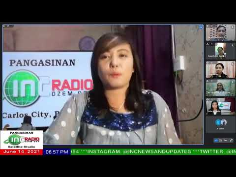 INC Radio Pangasinan | June 14, 2021