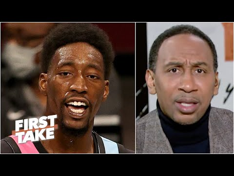 Stephen A. sends a message to the Miami Heat: Don't be a fluke! | First Take