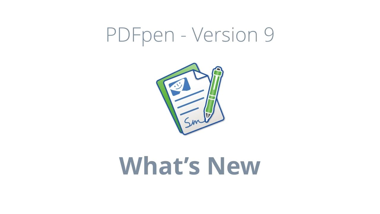 PDFpen 5 – PDF Editor on the App Store